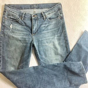 Lucky Brand Brooke Straight Jeans